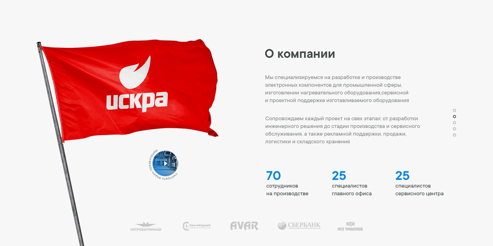 Дизайн сайта-визитки компании фото f_4895d2799ed60881.png