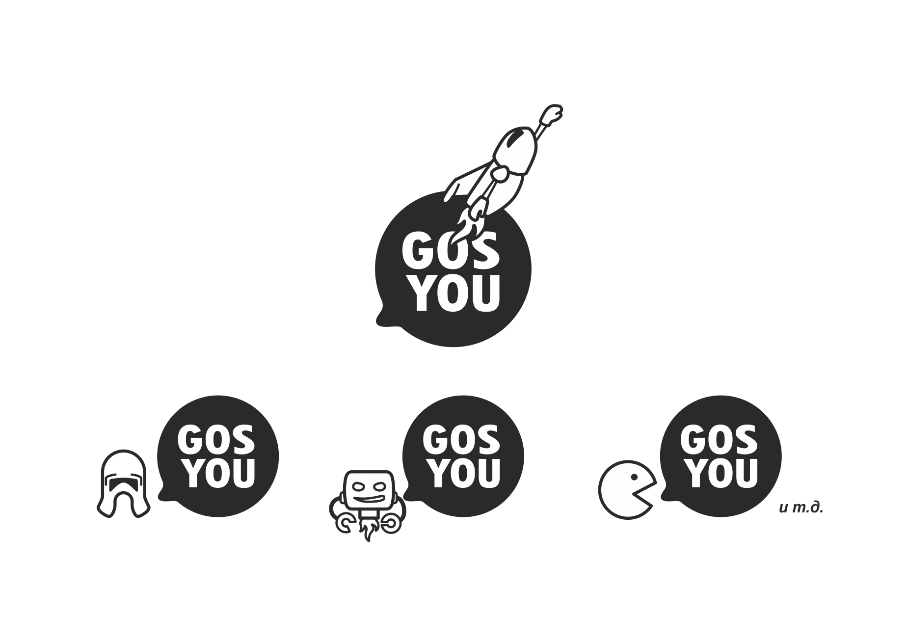 Логотип, фир. стиль и иконку для социальной сети GosYou фото f_507daa952fa66.jpg