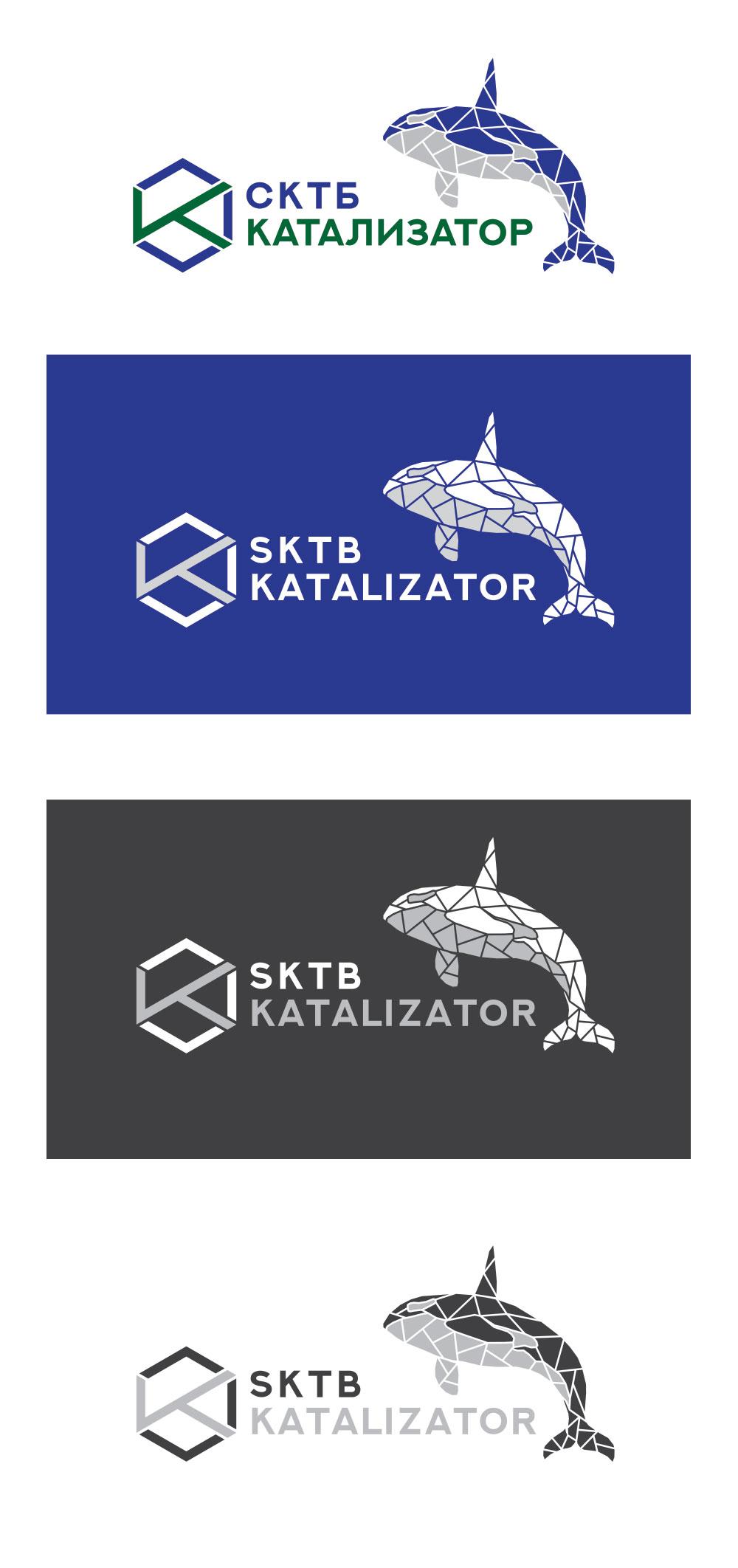 Разработка фирменного символа компании - касатки, НЕ ЛОГОТИП фото f_0015b0445f72ebca.jpg