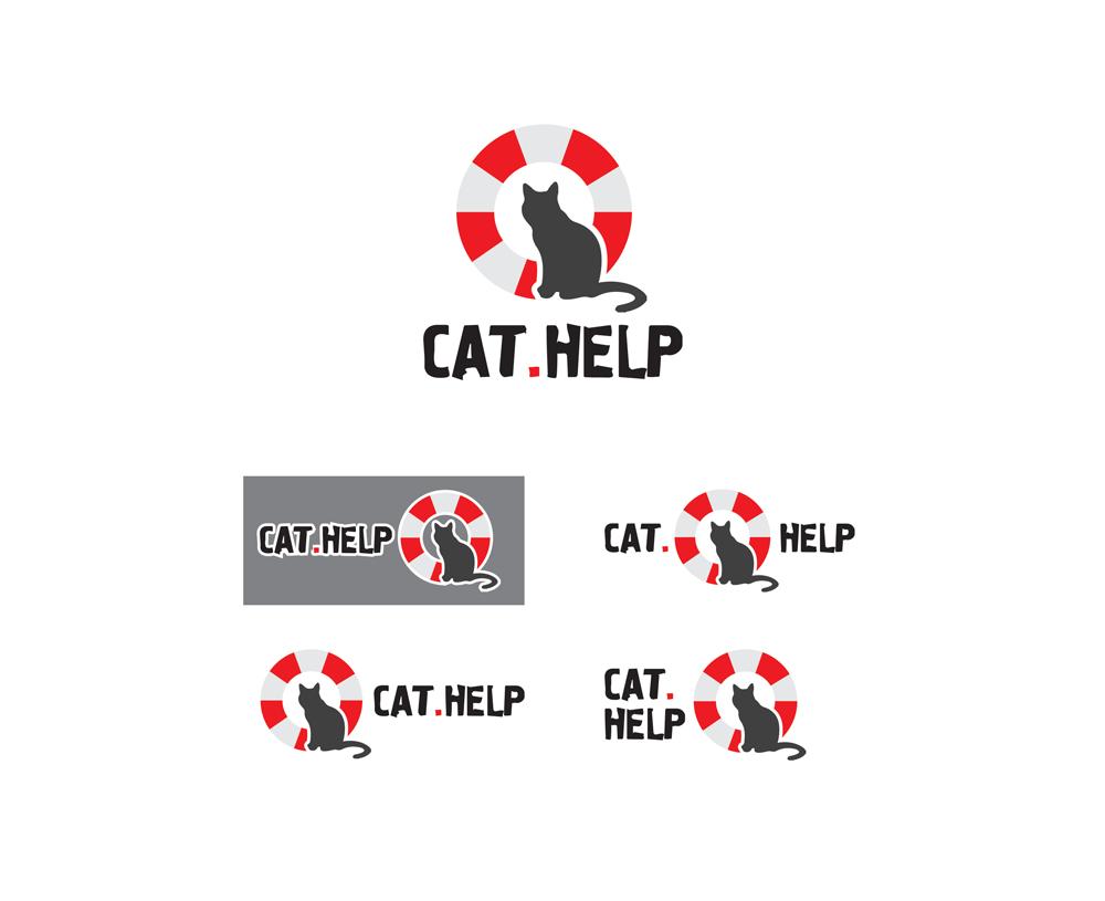 логотип для сайта и группы вк - cat.help фото f_41359e38d2b82dfd.png