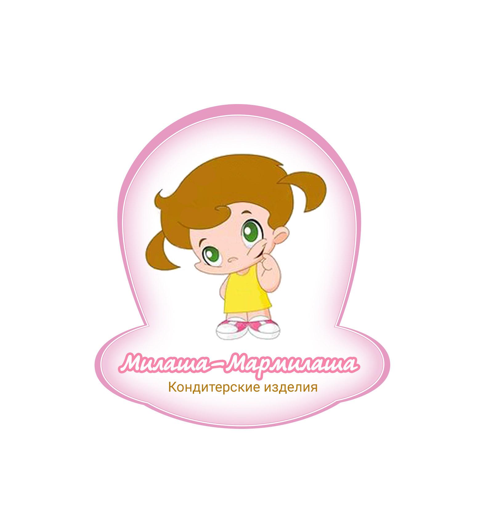 "Логотип для товарного знака ""Милаша-Мармилаша"" фото f_4145880e16a7cac3.jpg"