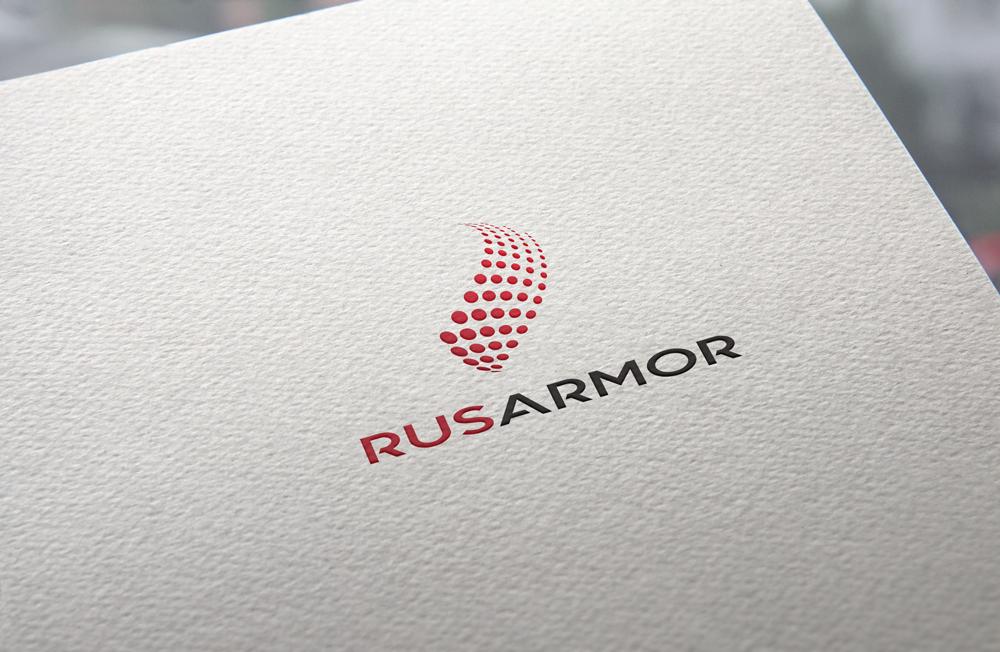 Разработка логотипа технологического стартапа РУСАРМОР фото f_8275a0dc1d09dca7.jpg