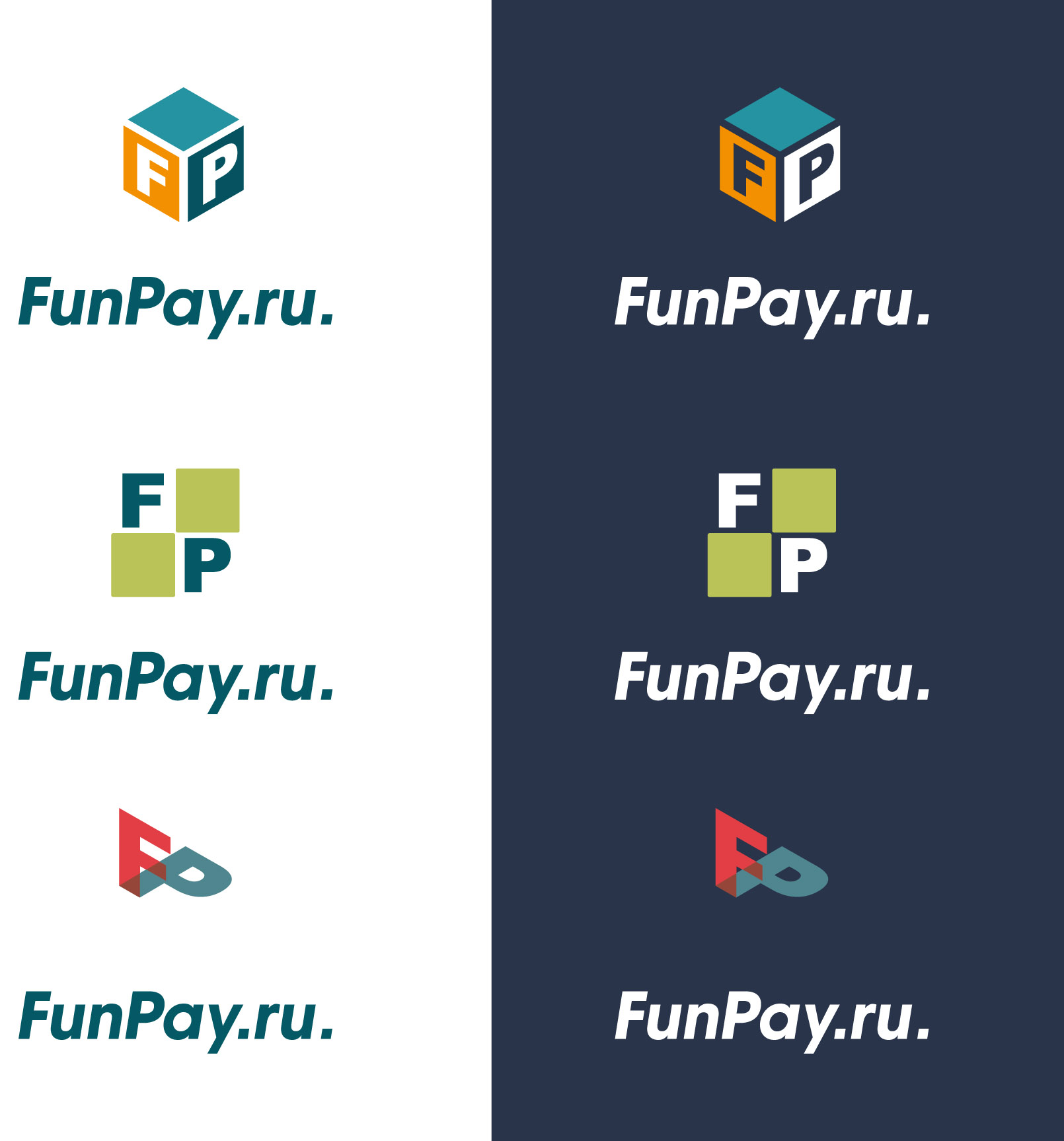 Логотип для FunPay.ru фото f_19359921aa5031dd.jpg