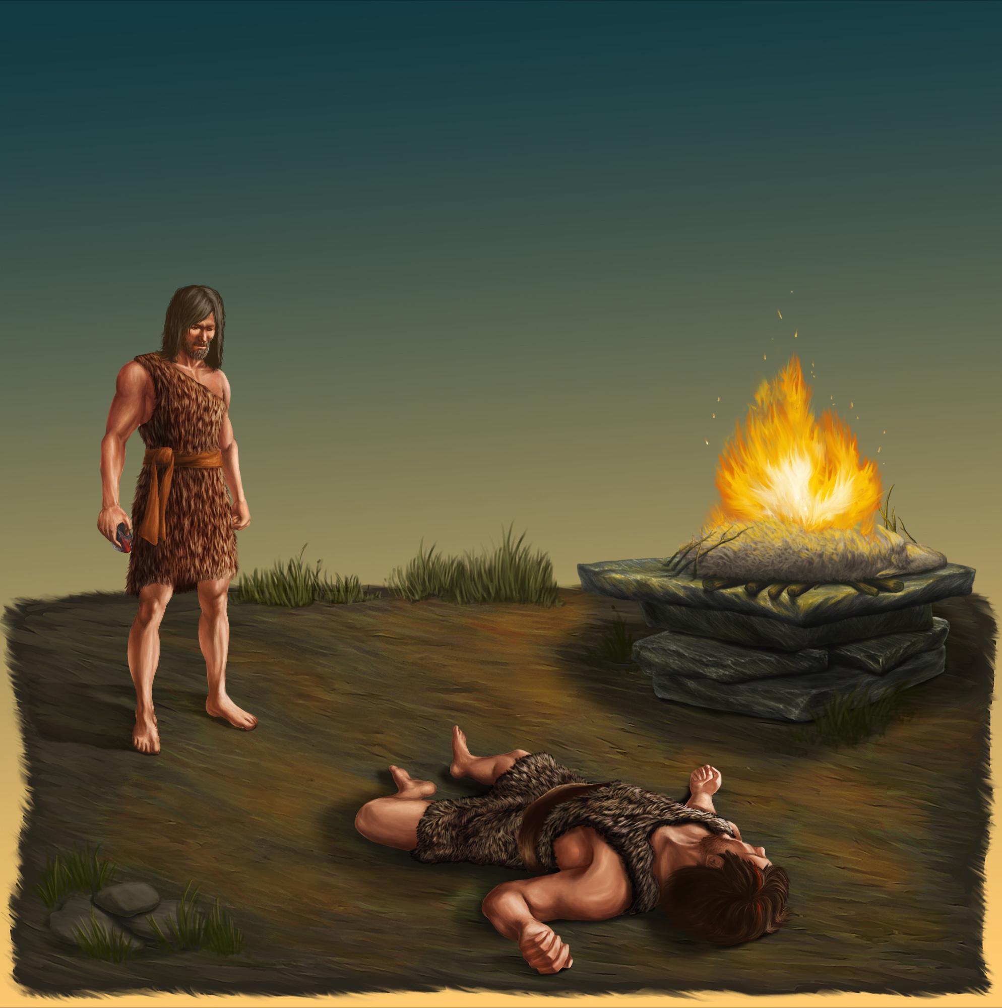 """2 иллюстрация проекта """"Bible Media"""""""