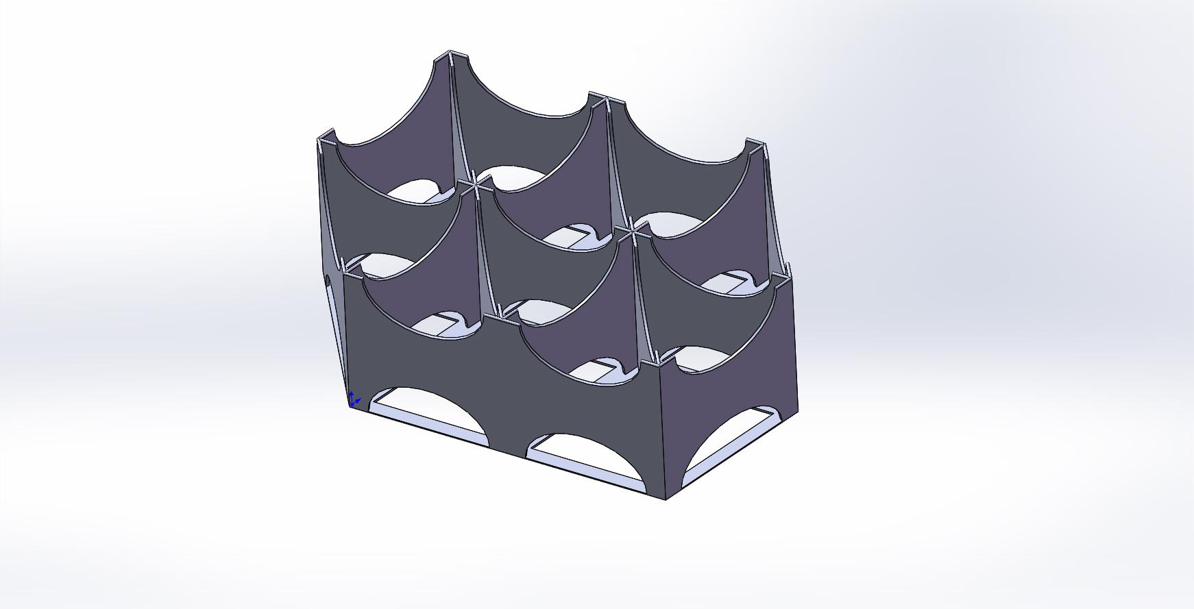 Моделирование футляра по эскизам заказчика для 3д печати