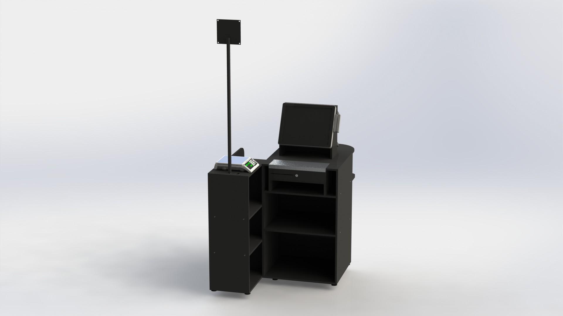 Прорисовка моделей для сайтов(мебель)