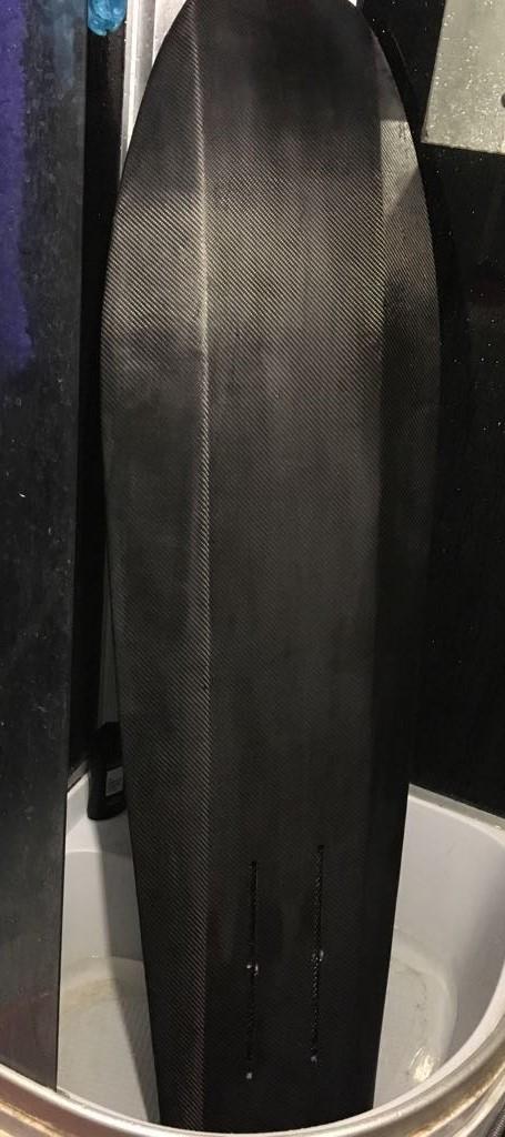 Создание модели серферной доски (для последующей изготовки по эскизам заказчика)+ плюс фото заказчика итоговой модели