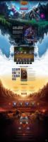 Сайт онлайн игры