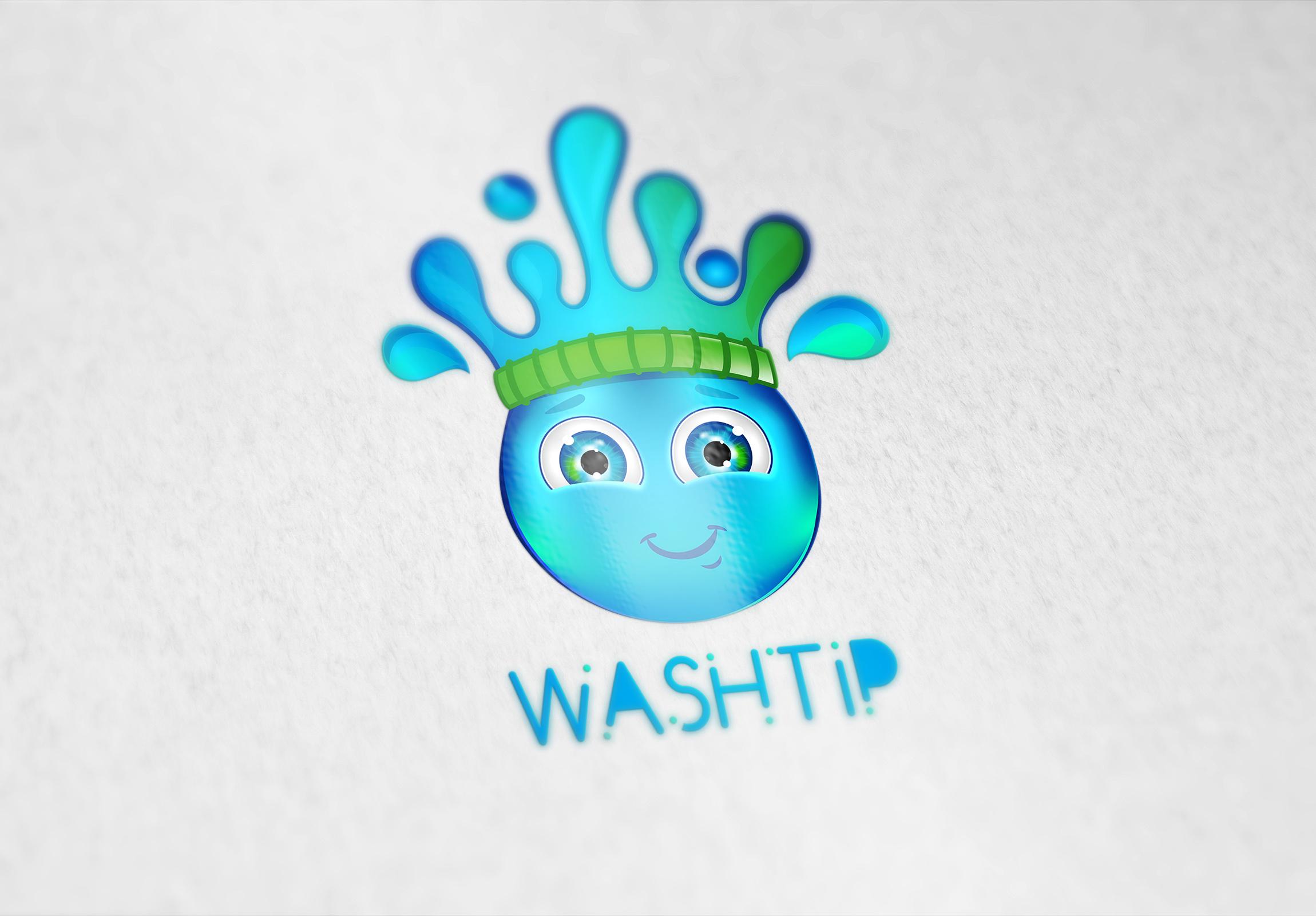Разработка логотипа для онлайн-сервиса химчистки фото f_1405c066c3785d38.jpg