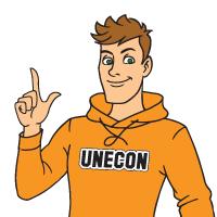 Персонаж для UNECON 1