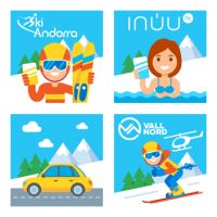 Иконки для skiandclub.ru