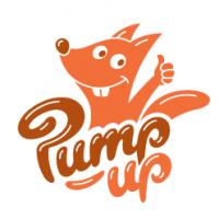 Персонаж и логотип для производителя ореховой пасты