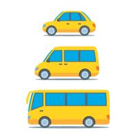 Иконки транспорта для skiandclub.ru