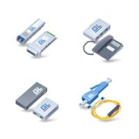 Пиктограммы для коммутационного оборудования Gigalink
