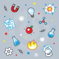 Иконки для НП «Шоу Ньютона»