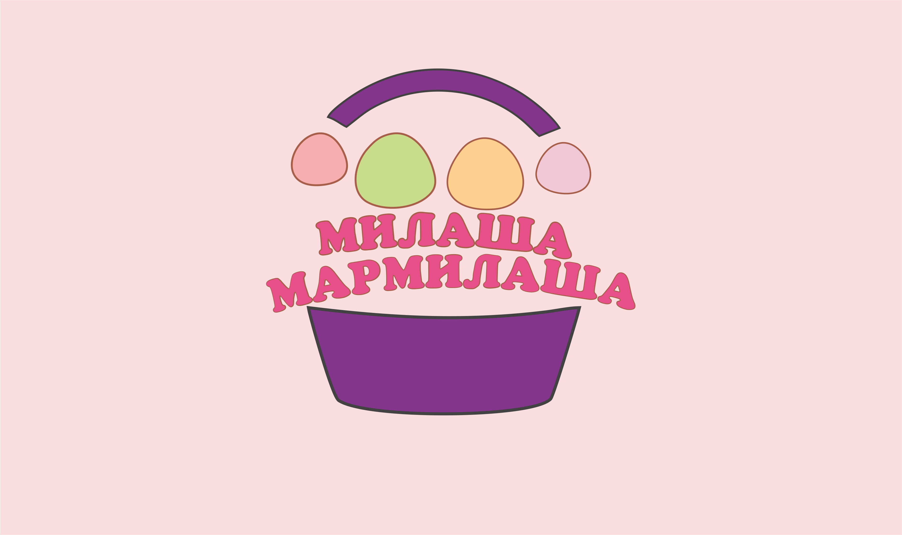 """Логотип для товарного знака """"Милаша-Мармилаша"""" фото f_355587ced4e90209.png"""