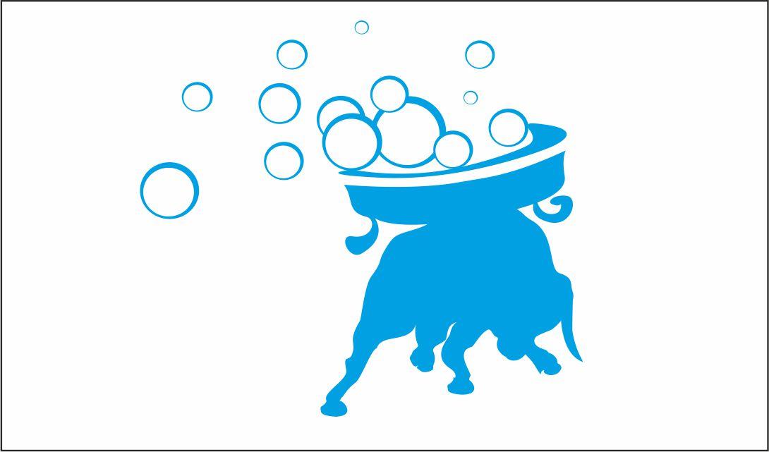 Создать рисунки быков, символа 2021 года, для реализации в м фото f_1115ef73cd04f460.jpg