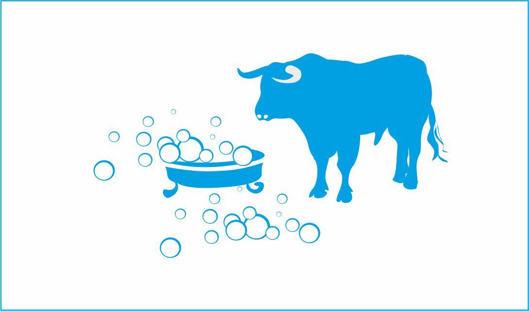Создать рисунки быков, символа 2021 года, для реализации в м фото f_6825ef73ce22c998.jpg