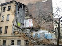 В Питере рухнул дом. Новость.