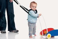 Поводок для ребенка - за и против