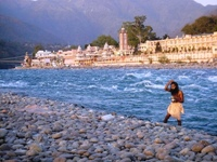 Гималаи. Индия.