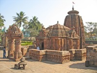 Бхуванешвар - город любви.