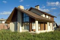 Лаэрдаль - дом в норвежском стиле