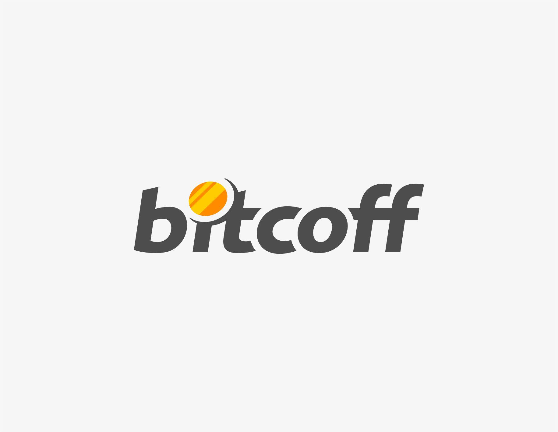 "конкурс 1 место логотип ""BitCoff"""