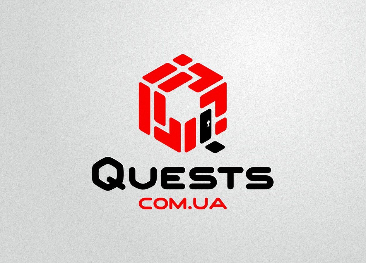 logo Quests (финал) Знак свободен, продаю