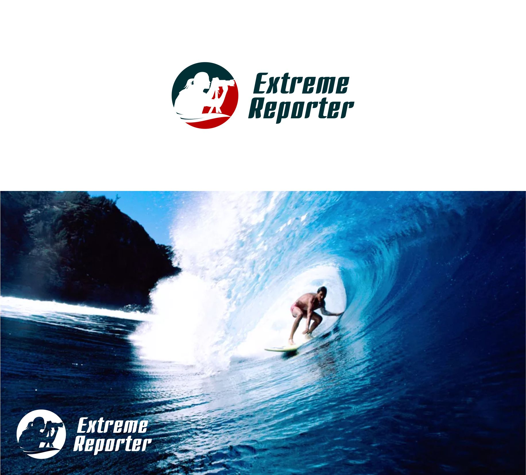 Логотип для экстрим фотографа.  фото f_2325a54d6125a56e.jpg