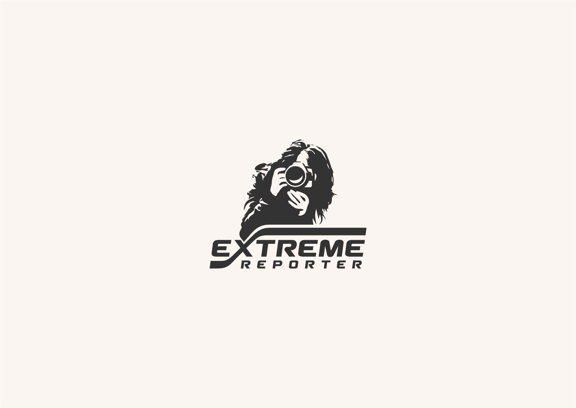 Логотип для экстрим фотографа.  фото f_3785a533f16304f7.jpg