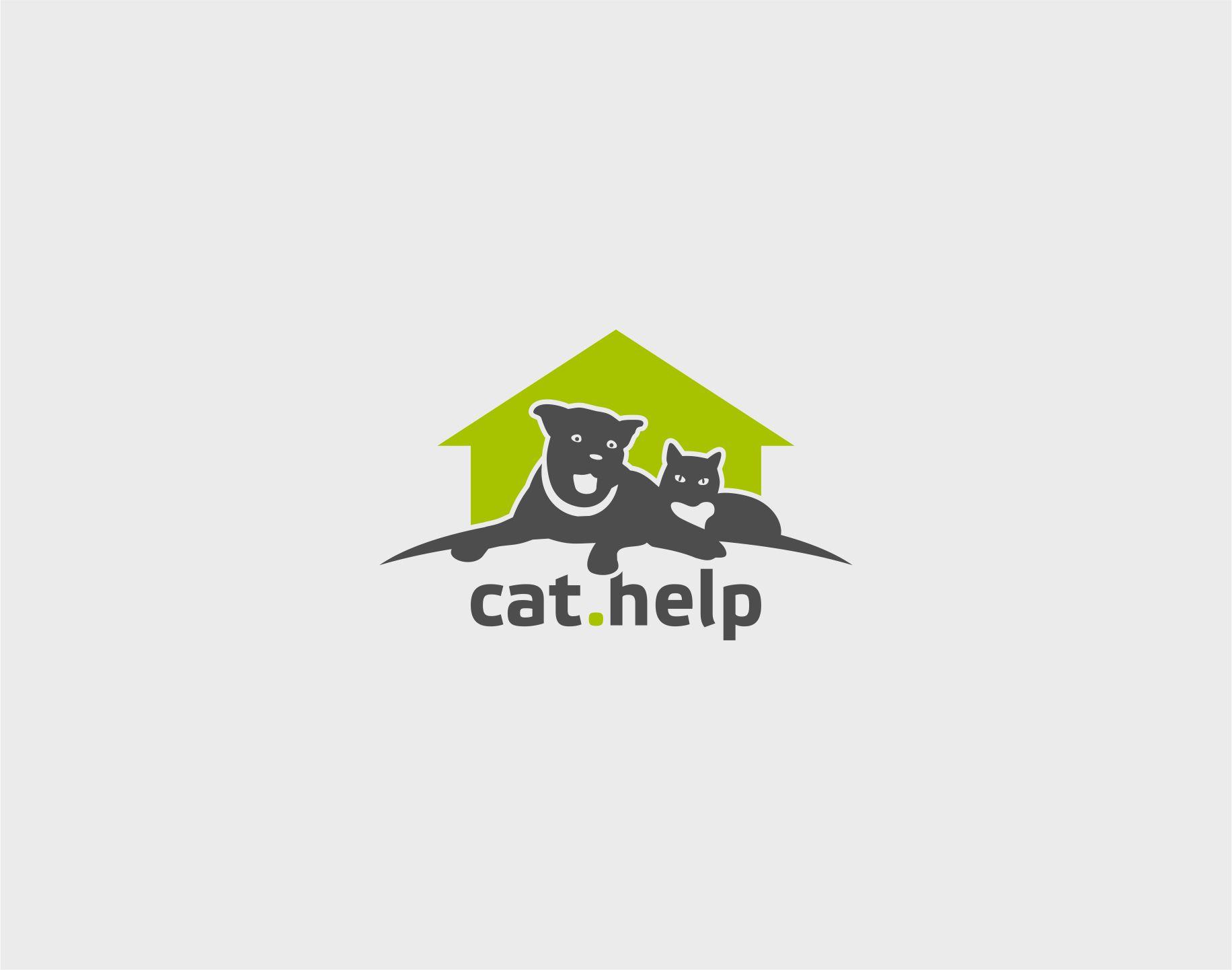 логотип для сайта и группы вк - cat.help фото f_63859da1774c4cc6.jpg