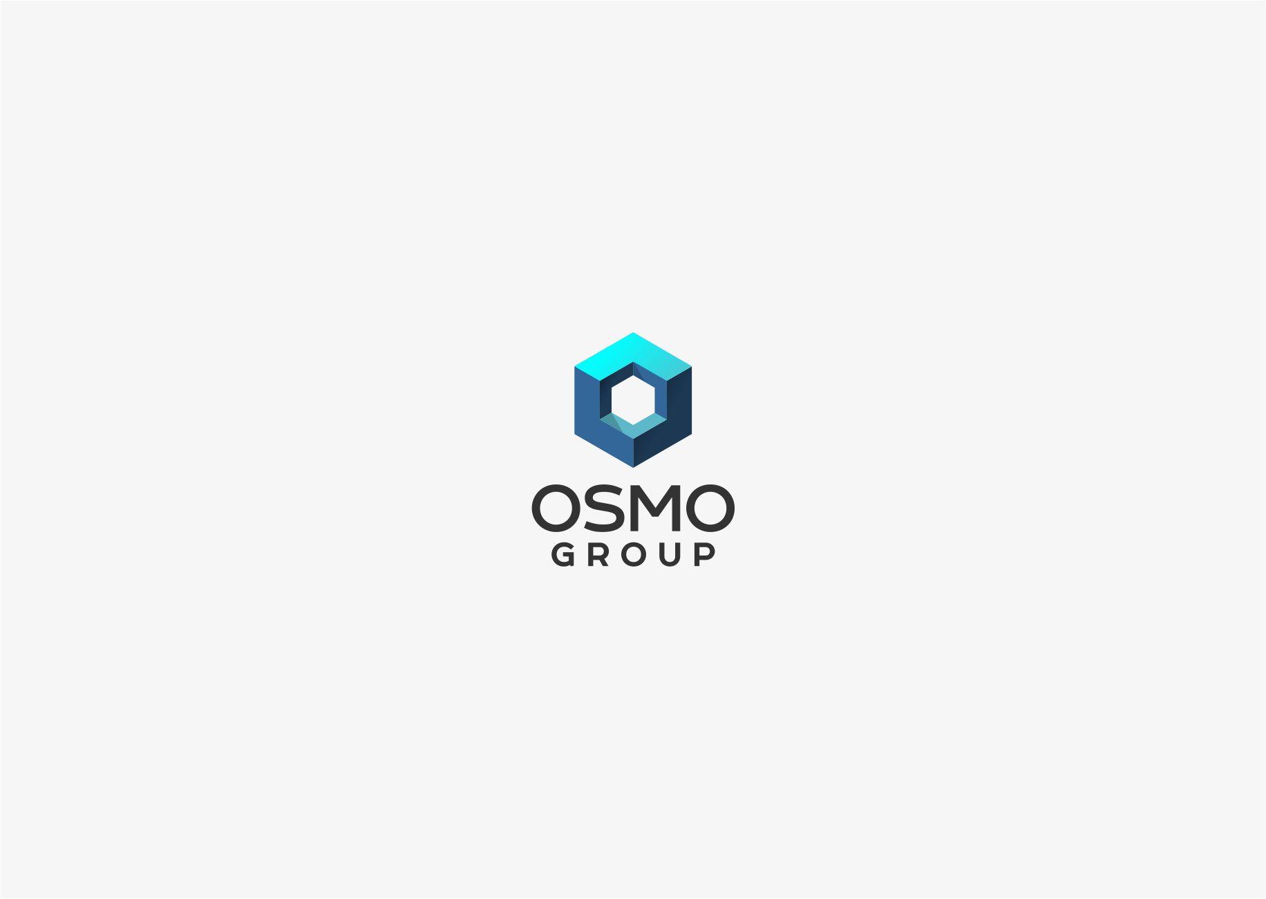 Создание логотипа для строительной компании OSMO group  фото f_86759b3df3bc854b.jpg