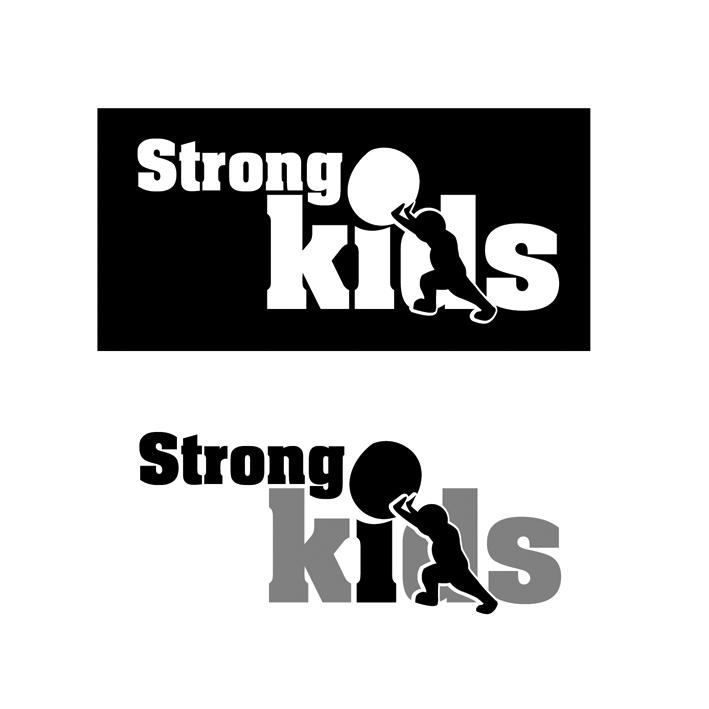 Логотип для Детского Интернет Магазина StrongKids фото f_7685c73e0db8e36e.jpg