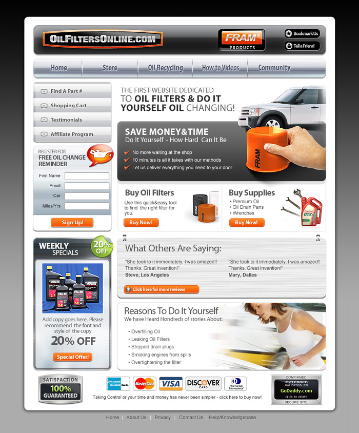 OilFiltersOnline.com