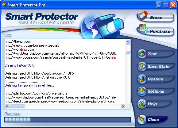SmartProtector, 2004