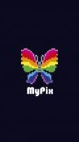 MyPix - приложение раскрашка