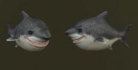 3D анимация. Акула.
