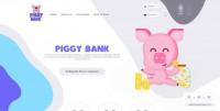 Piggy Bank - игра на смартконтракте ETH