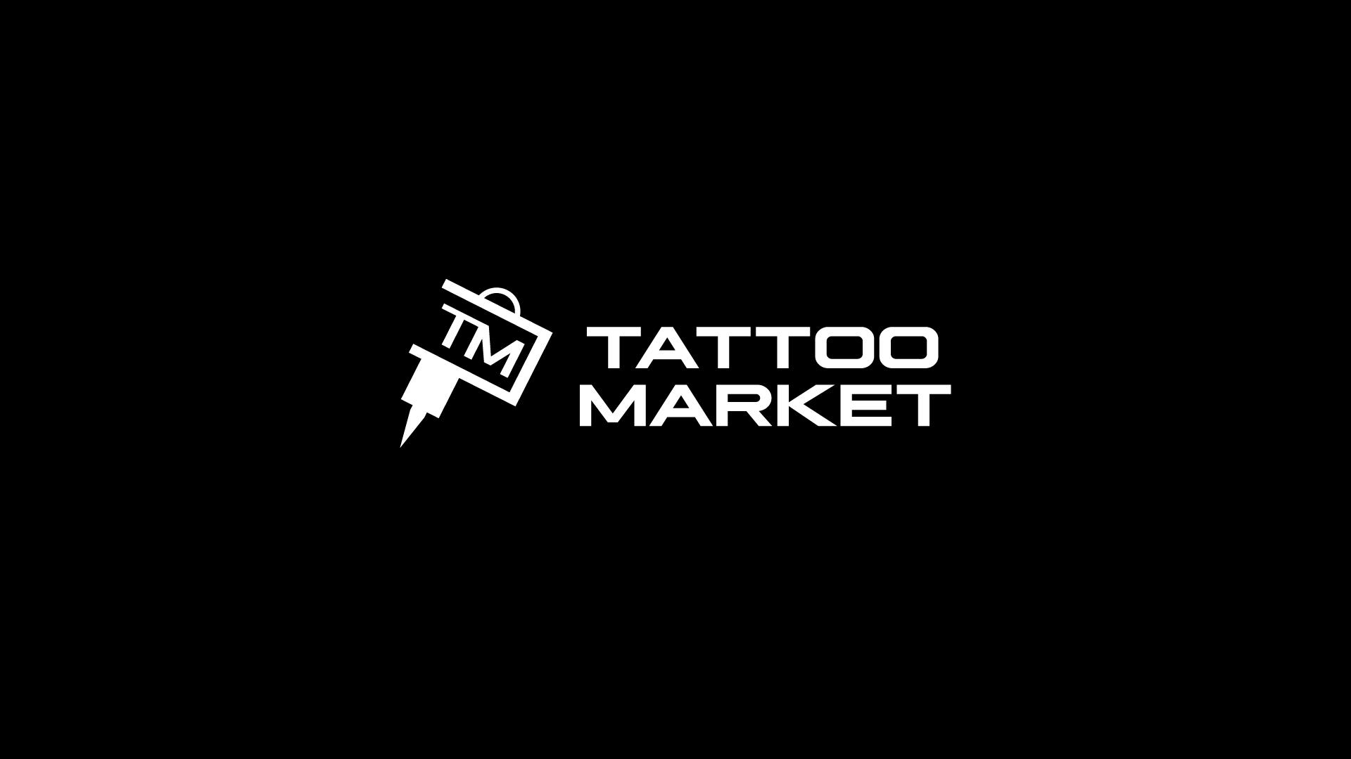 Редизайн логотипа магазина тату оборудования TattooMarket.ru фото f_9815c408c69e8d8a.png