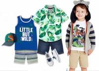 Детские товары — одежда и игрушки