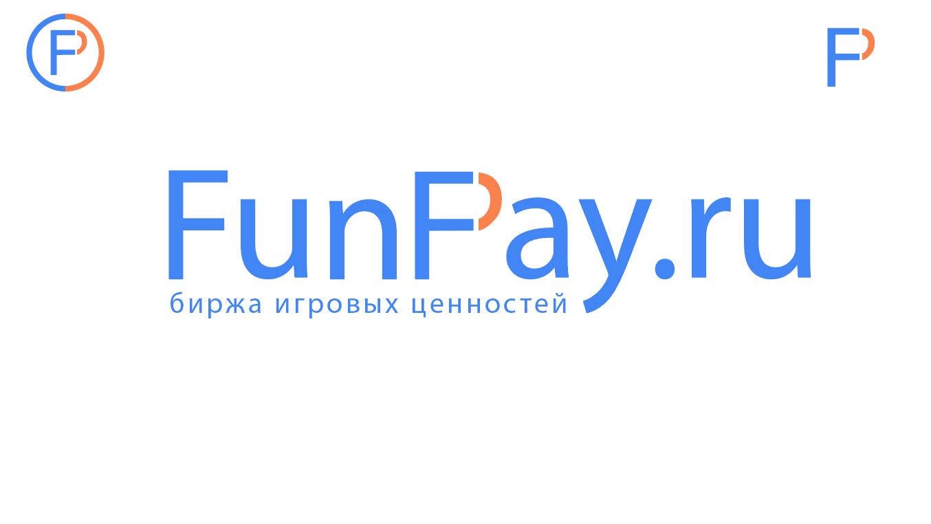 Логотип для FunPay.ru фото f_92959916266b81a1.png