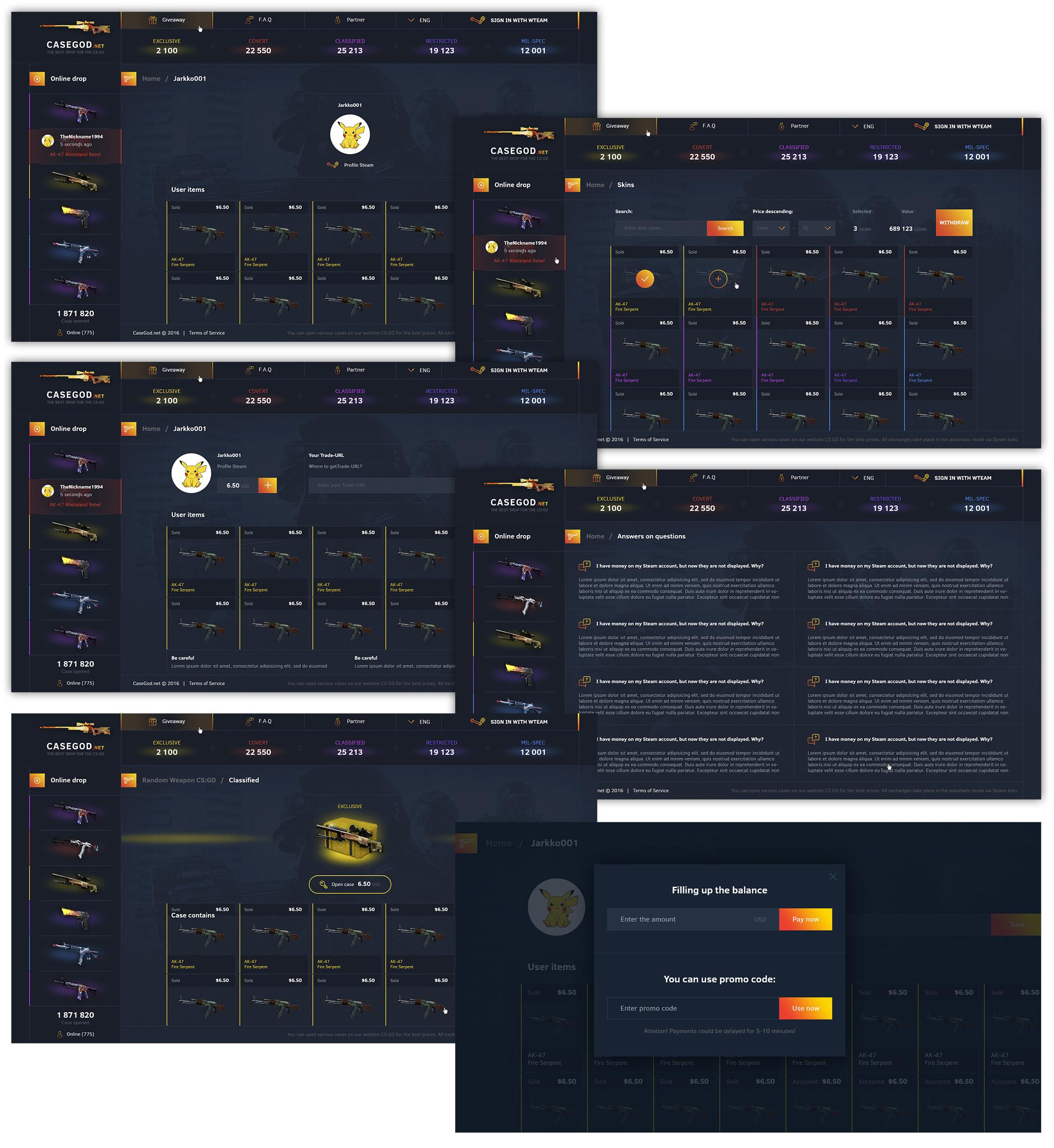 CS GO (portal)