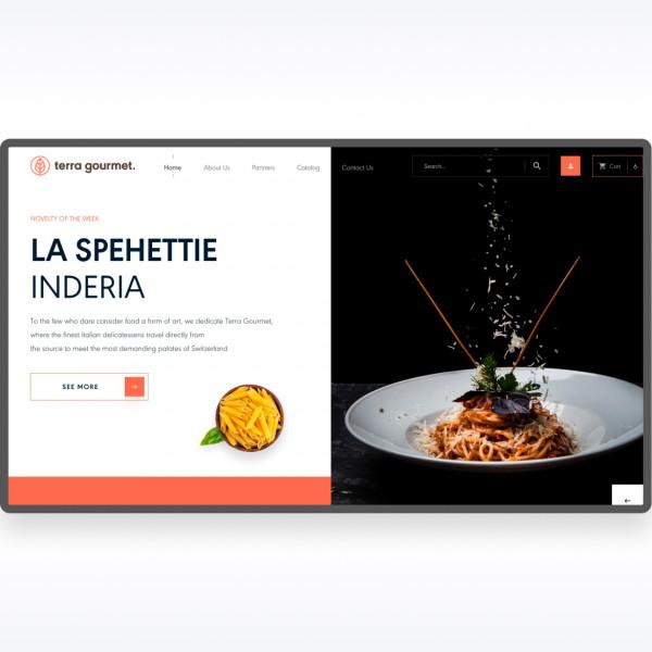 Terra Gourmet | Online Store