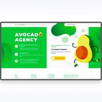 Avocado Agency | Landing