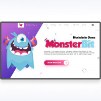Monster Bit (ICO Platform)