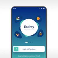 Esnchty UI/UX App