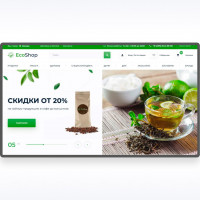 EcoShop | Online Store