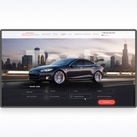 TeslaRent  | Corporate