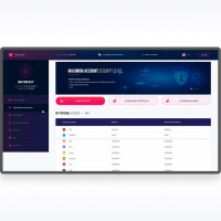 Alliance Crypto | Dashboard